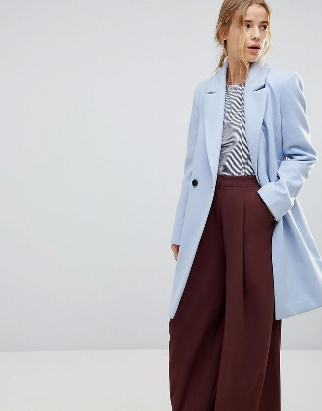 Miss Selfridge Tailored Coat