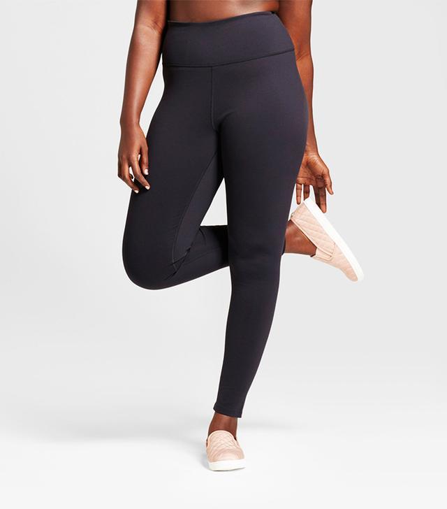 Plus Size Plus Premium High Waist Long Leggings