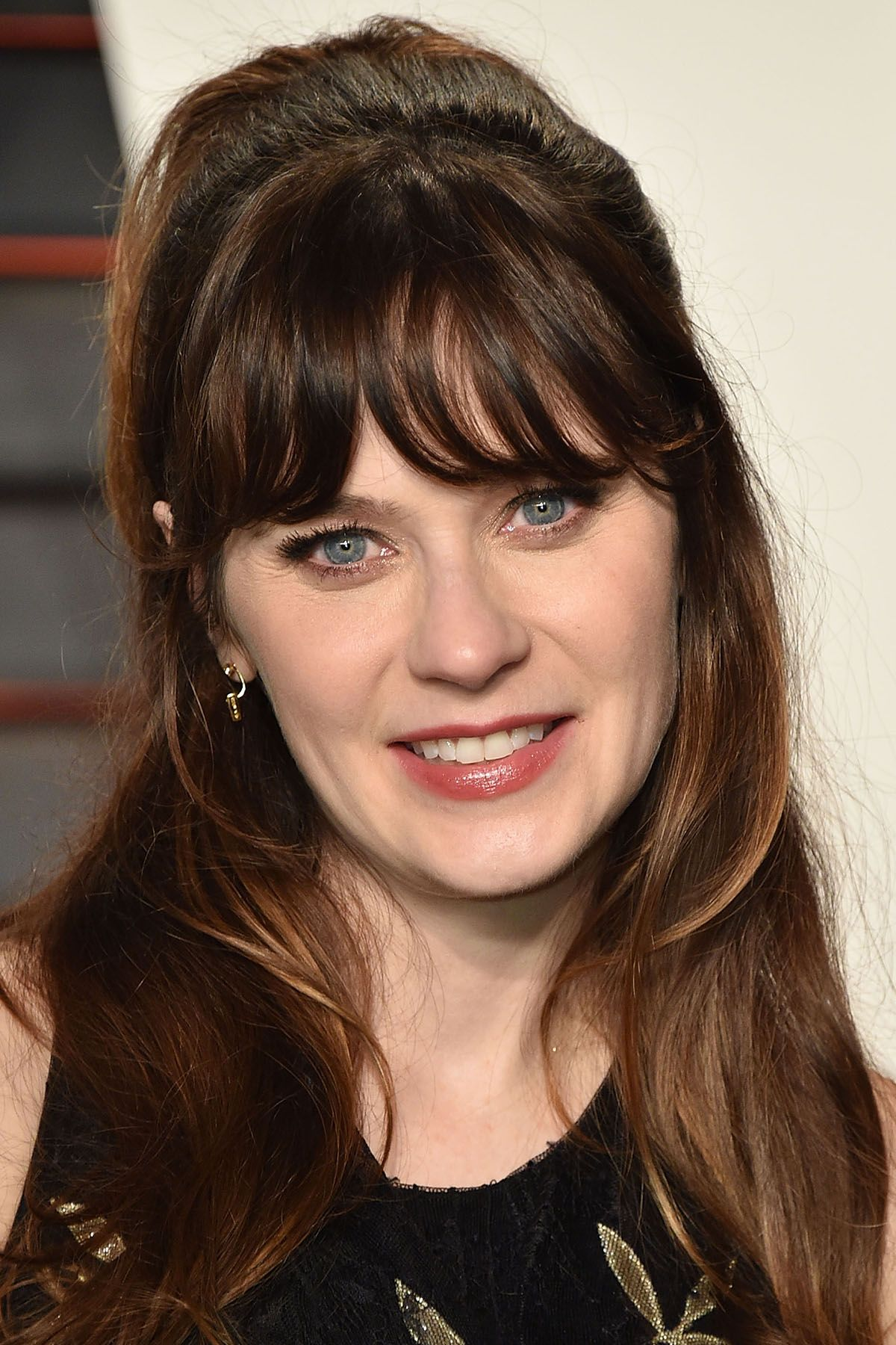 Laura Jacksons New Fringe Is the Haircut of Fall 2019