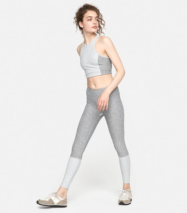 Outdoor Voices 7/8 Dipped Warmup Legging