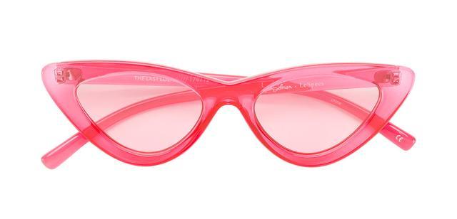 x Adam Selman The Last Lolita sunglasses - Pink &