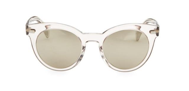 Dore 46MM Cat Eye Sunglasses