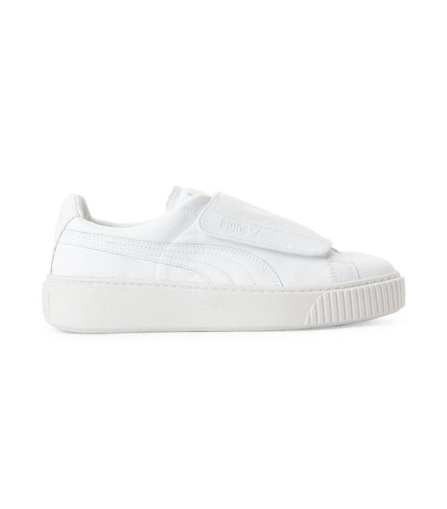 Basket Platform Sneakers