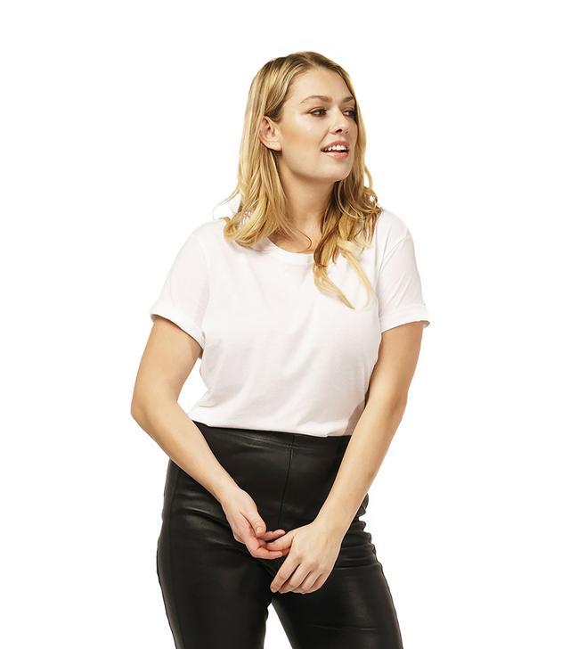11 Honoré Crewneck Pima Cotton T-Shirt