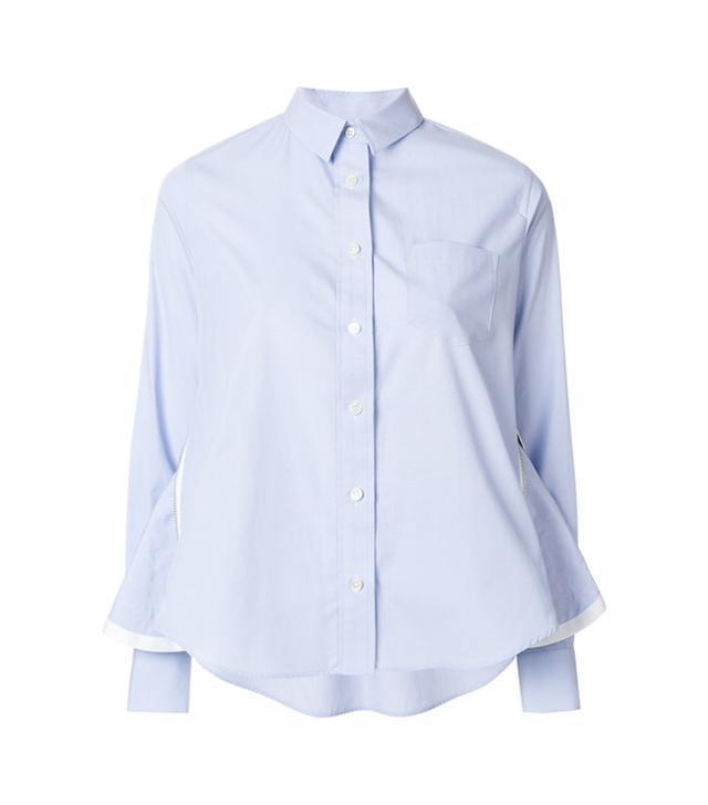 zipped vent shirt