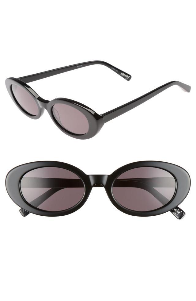 Elizabeth and James McKinely Oval Sunglasses