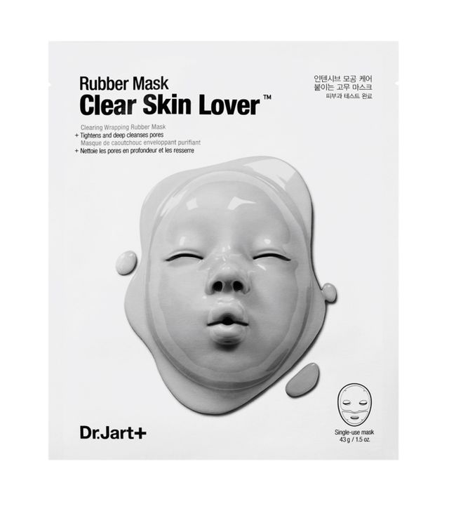 Lover Rubber Masks Hydration Lover Single-use mask 1.5 oz/ 43 g; ampoule pack 0.17 oz/ 5 mL