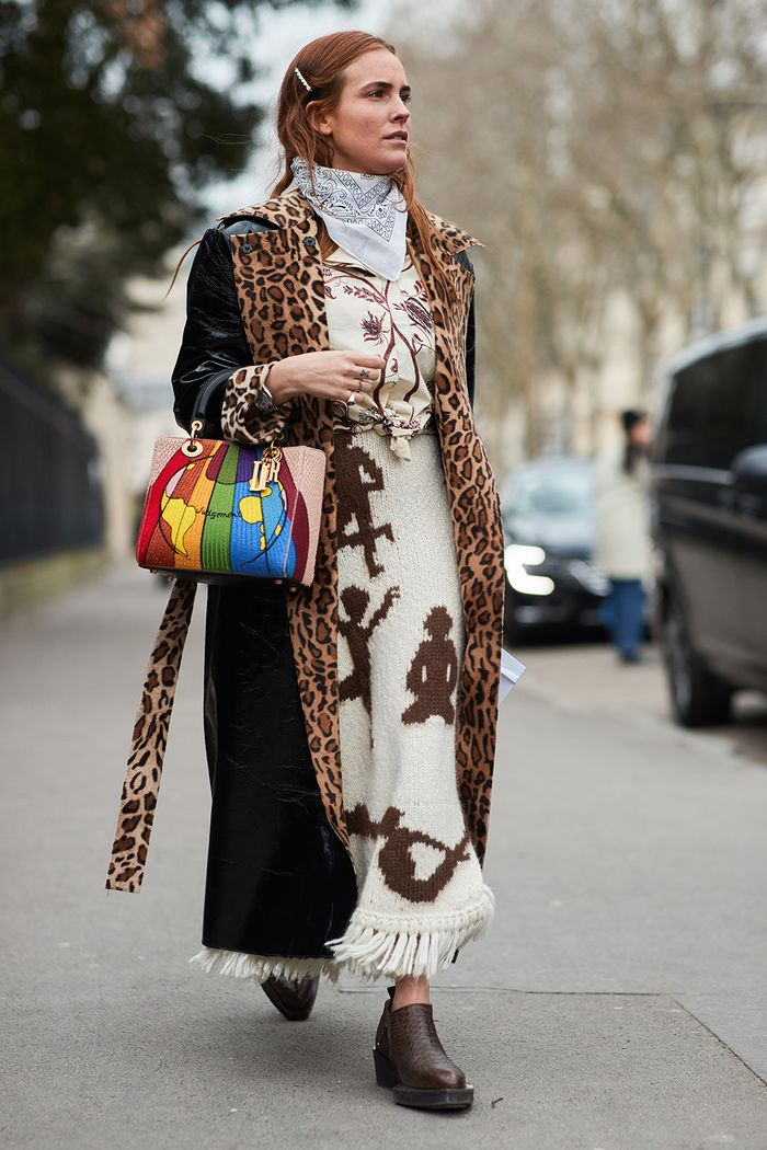 The Latest Street Style From Paris Fashion Week Fall 2018