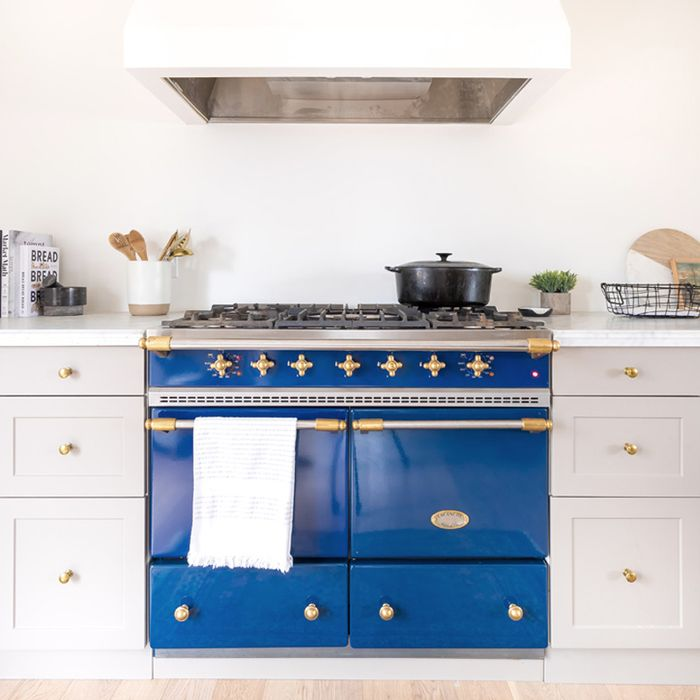 French Country Kitchen Dresser this is the most stylish ikea kitchen we've ever seen | mydomaine