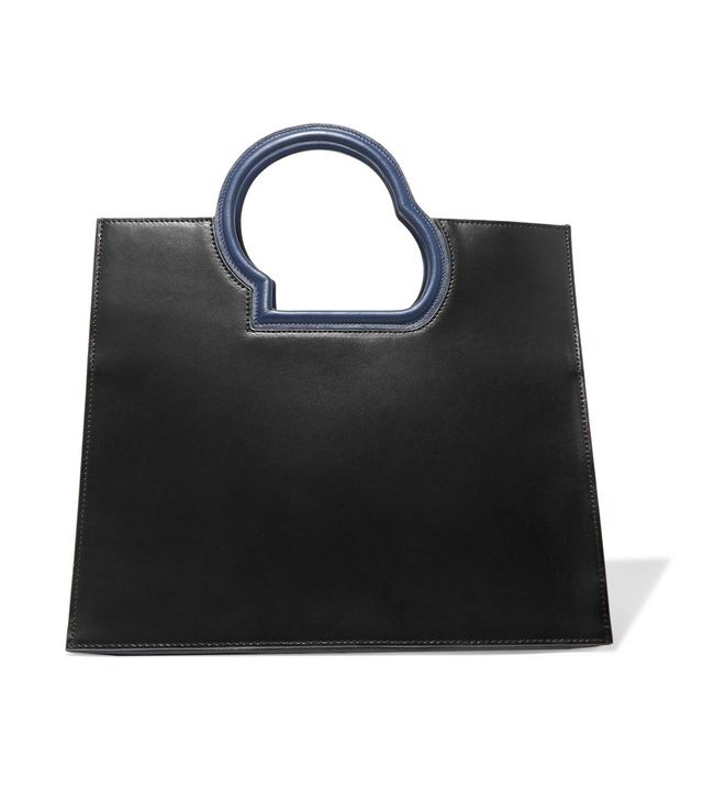 Nour Leather Tote