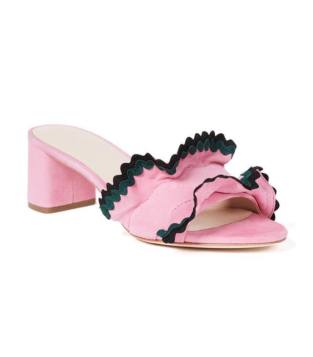 Vera City Slide Sandals