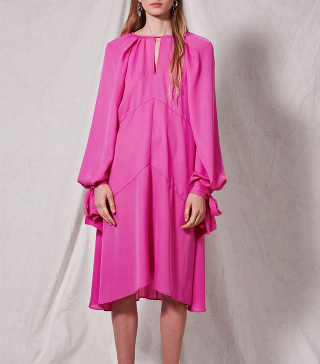 Topshop Boutique Gospel Skater Dress