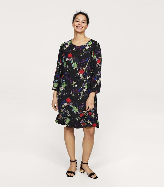 Violeta Floral Print Dress