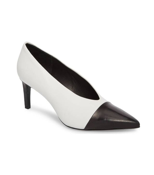 Women's Rag & Bone Beha Cap Pointy Toe Pump