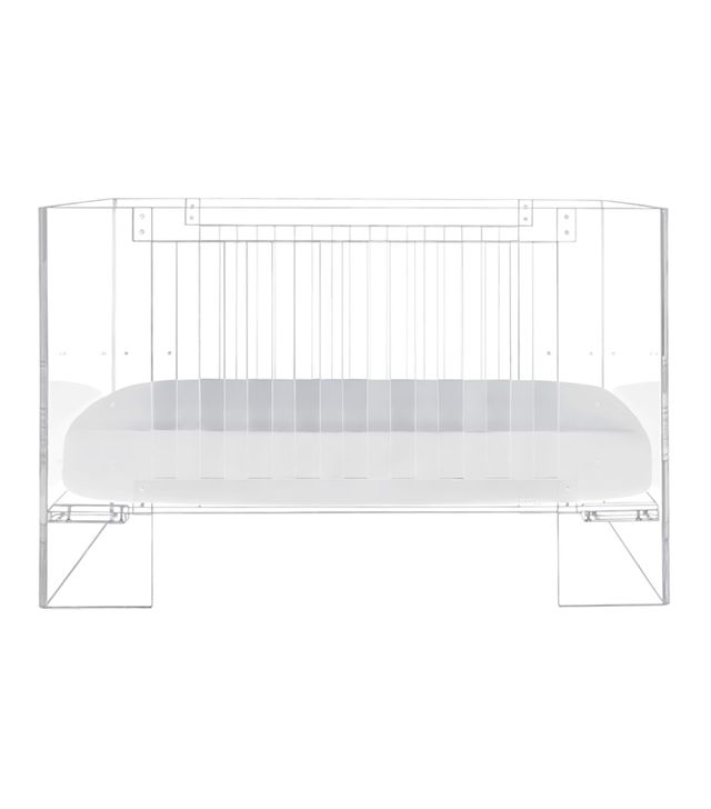 Nursery Works Vetro Crib Clear