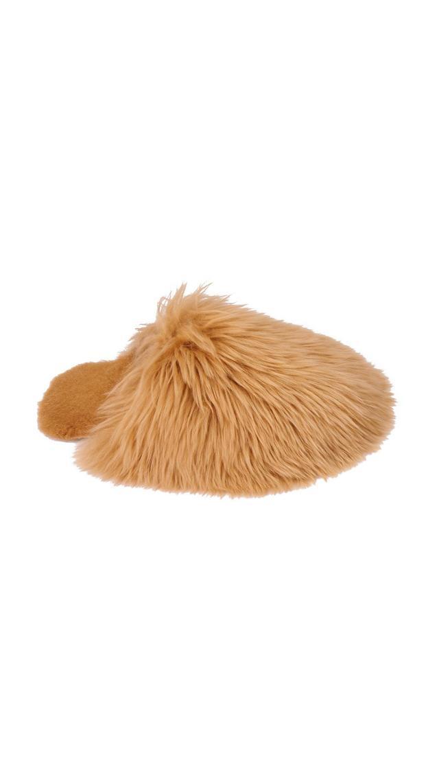 Fur Slippers