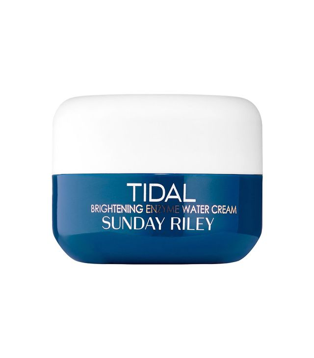 Tidal Brightening Enzyme Water Cream 0.5 oz/ 15 g
