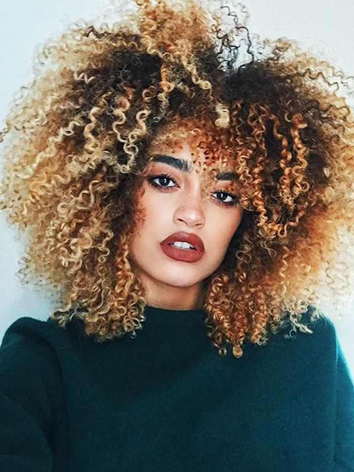A Natural Hair Blogger Shares Her Curly Hair Routine Byrdie