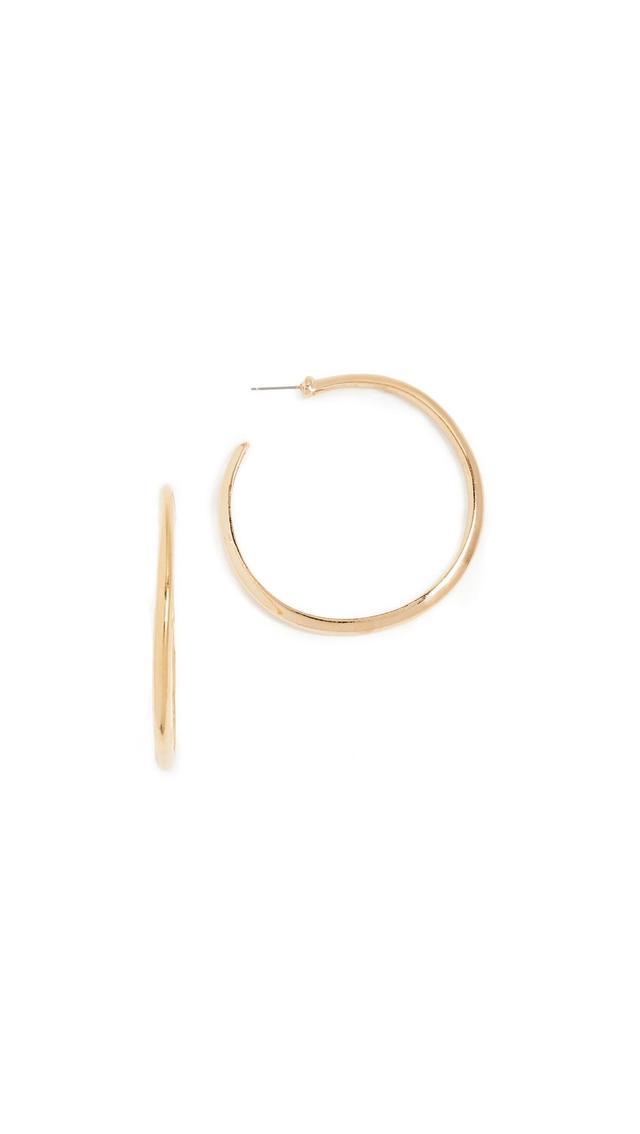 """2.25 Hoop Earrings"""""""