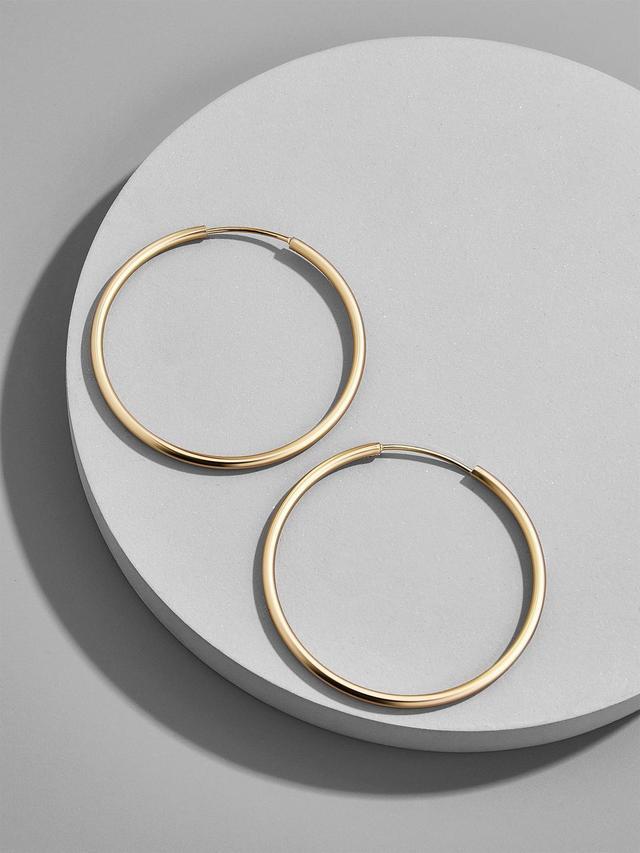 Joelle Hoop Earrings
