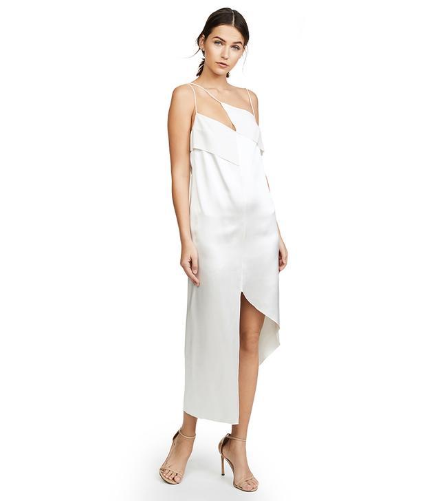 Diagonal Cami Dress