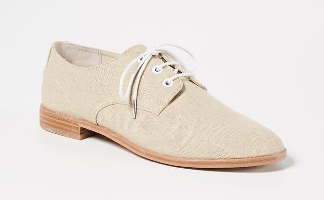 Pixyl Lace Up Oxfords