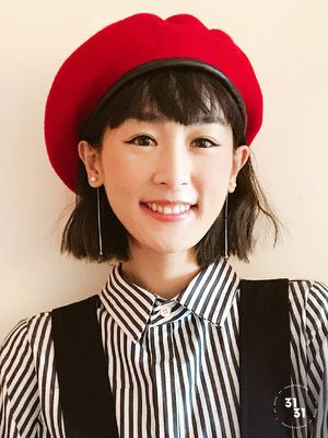 How a Cool Girl From Hong Kong Is Influenced by Japanese Beauty