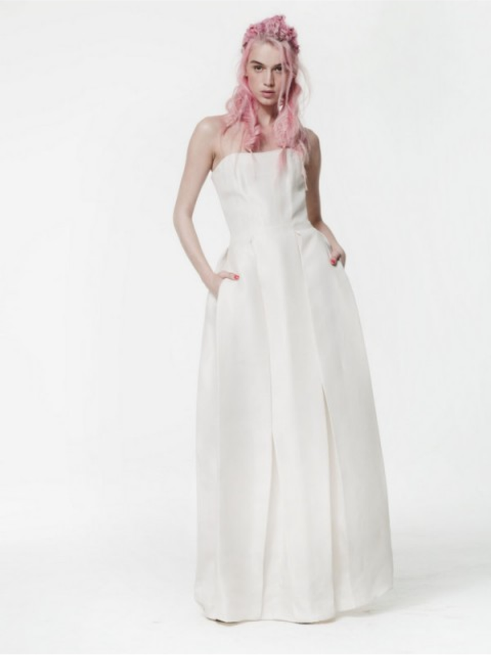16 Wedding Dresses With Pockets Every Bride Should Consider | Who ...