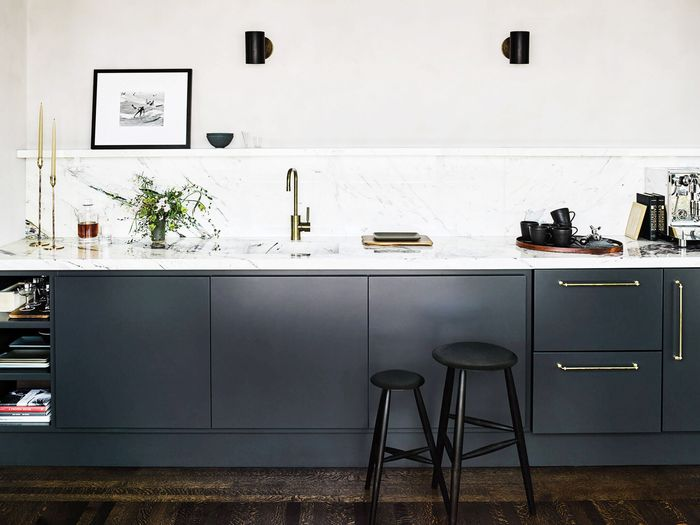 14 minimalist kitchens that will soothe your type a soul mydomaine