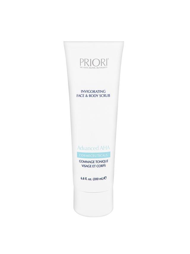 Priori Invigorating Face and Body Scrub