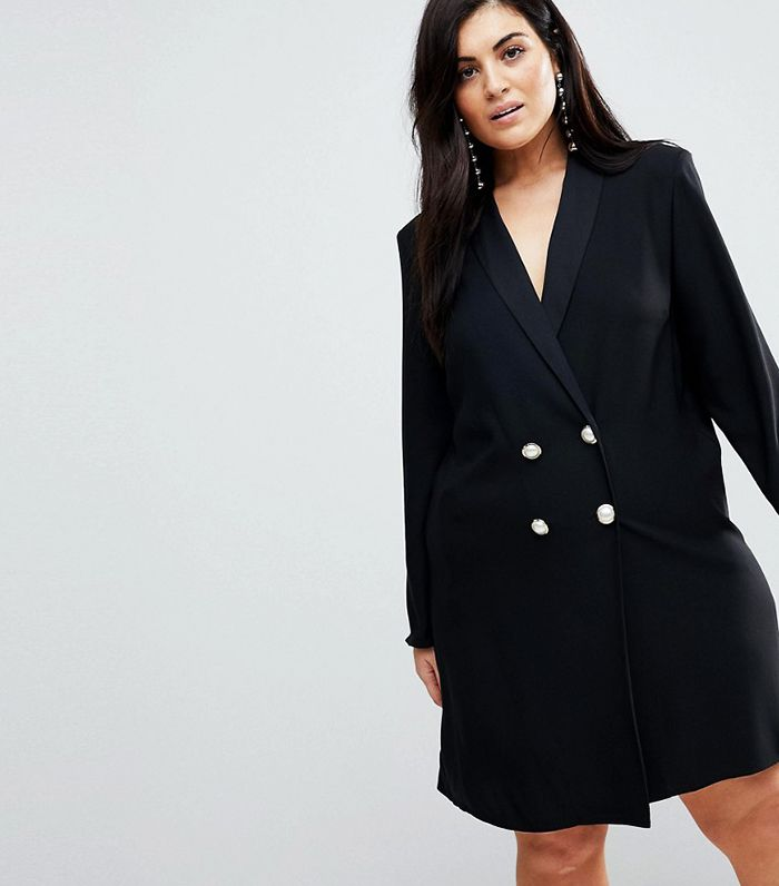 Plus-Size Fashion Issues From Curve Girls in the Know | Who