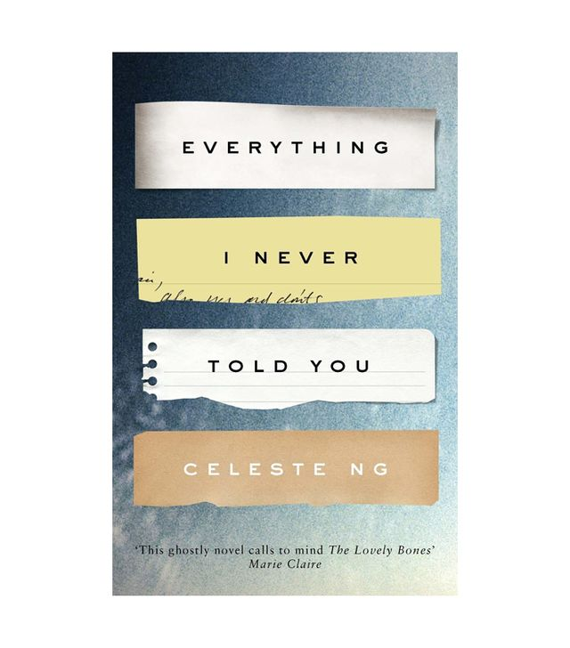 Celeste Ng Everything I Never Told You