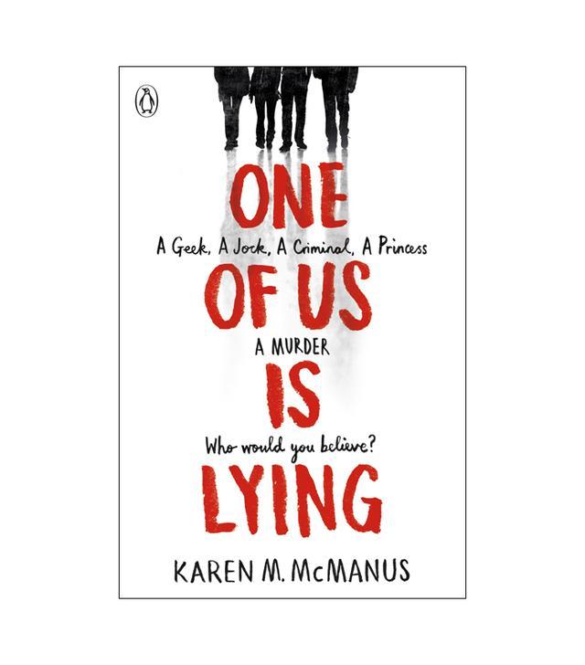 Karen M. McManus One of Us Is Lying