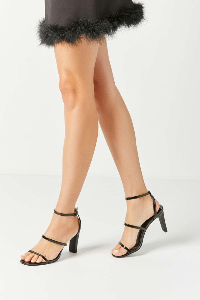 UO Piper Thin Strappy Heel