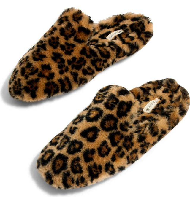 Madewell Loafer Scuff Slipper