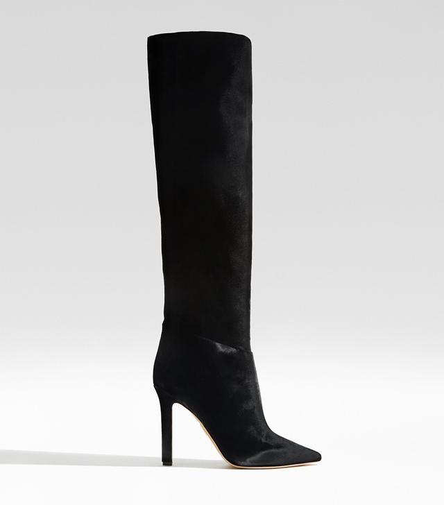 Tamara Mellon Velvet Icon Boots