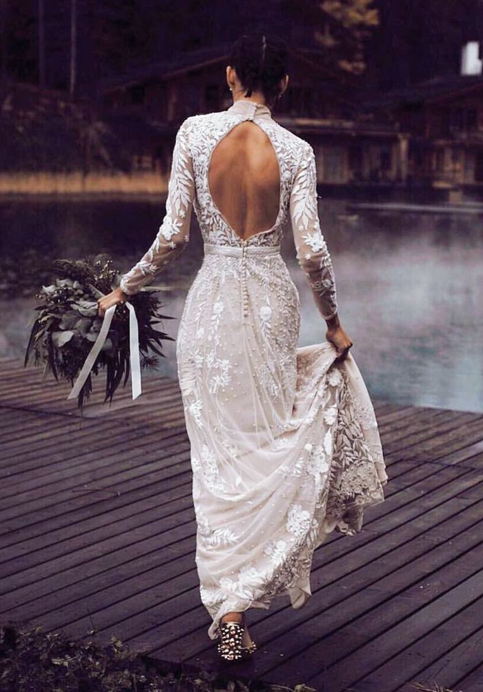 Bespoke Wedding Dresses How To Make The Dream A Reality Who What Wear Uk