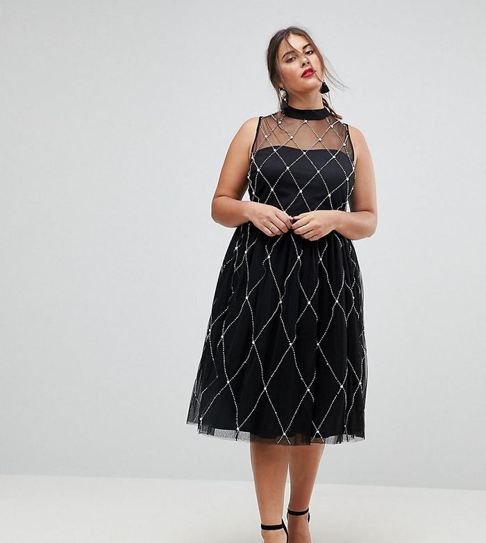 4b64de3e04bf5 17 Black Dresses You Can Totally Wear to a Wedding   Who What Wear UK