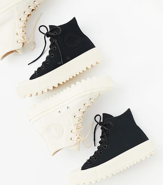 Lift Ripple Hi Top Sneaker