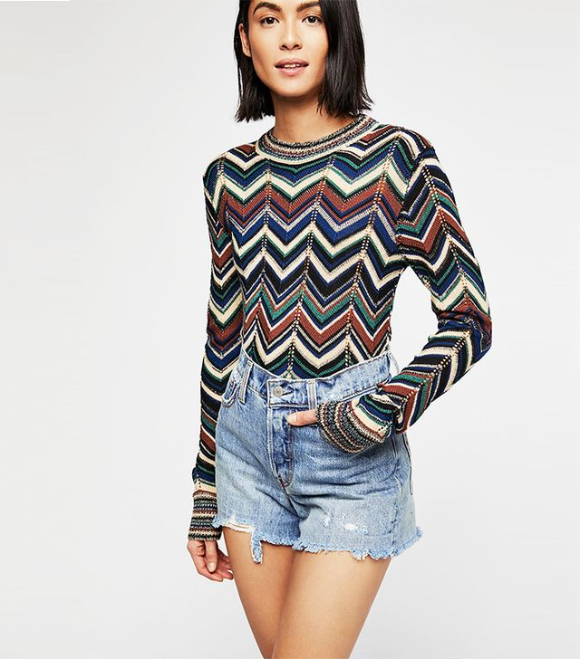 Talk About It Sweater