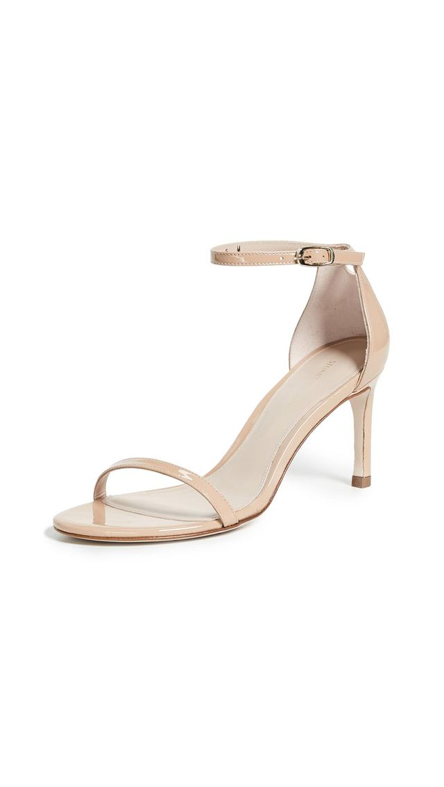 Nudist Traditional 75mm Sandals