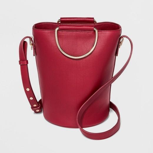 Ring Bucket Handbag