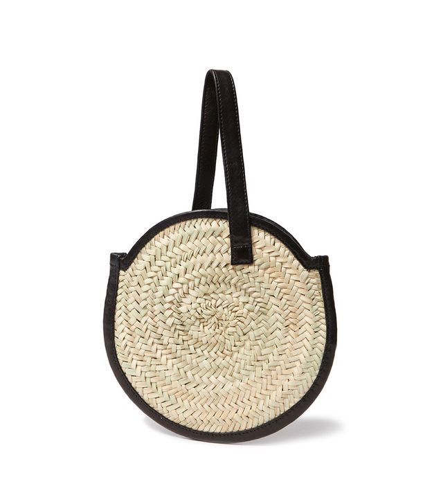 Tadlak Small Bag in Palm/Black