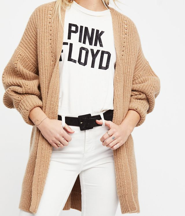 Free People Starling Cashmere Cardi