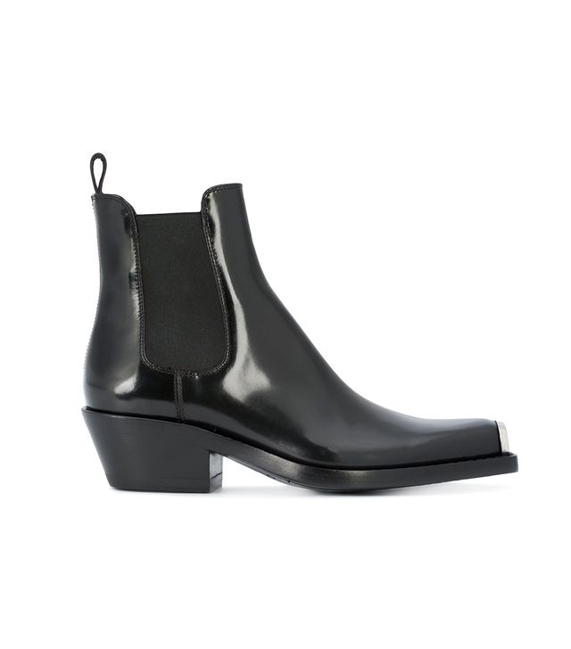 Western Claire boots