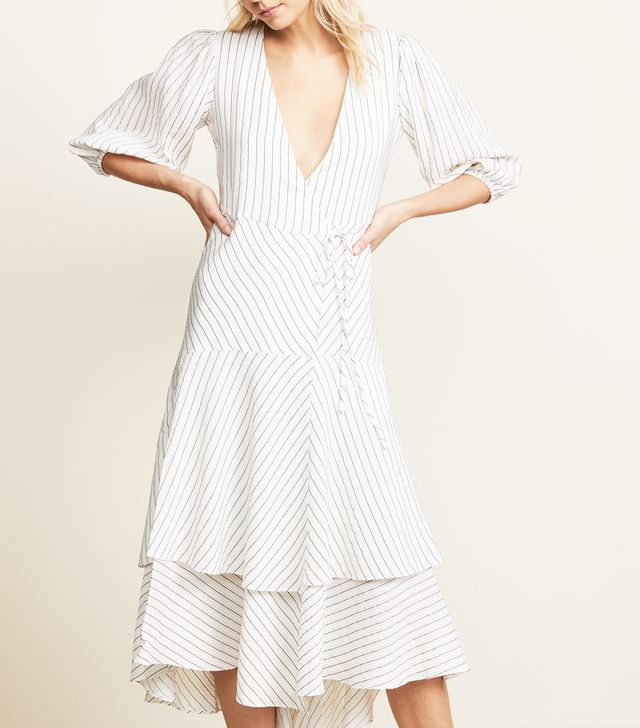 Wilkie Wrap Dress