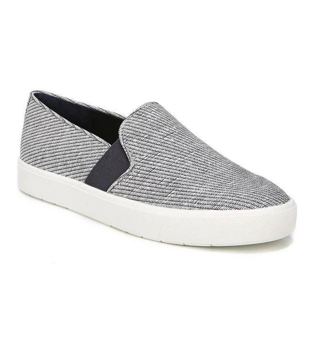 'Blair 12' Leather Slip-On Sneaker