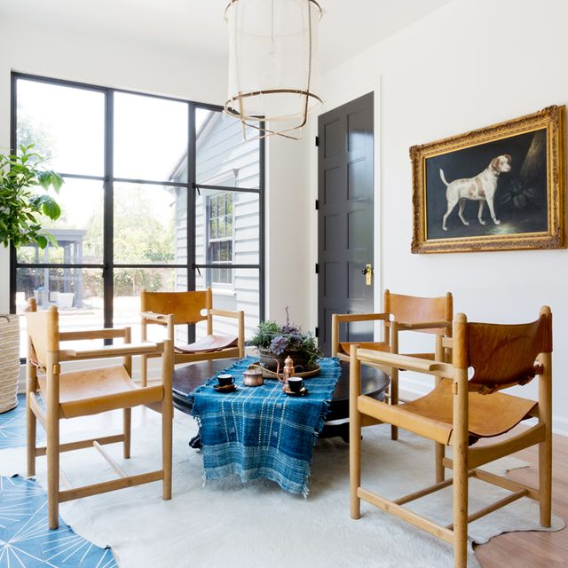 This Family Home Makes a Strong Case for Colourful Décor