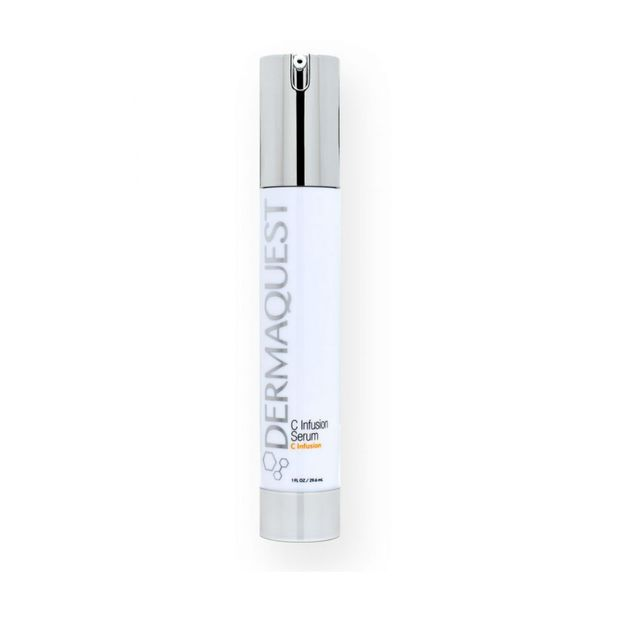 brown patches on skin: DermaQuest C Infusion Serum