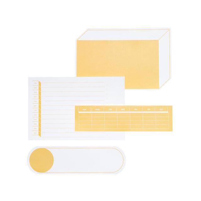 Poketo Daily Desk Pad Set
